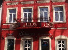 Hotel Sekwana – hotel w mieście Częstochowa