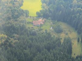 Gites De La Racine, villa in Girmont-Val-d'Ajol
