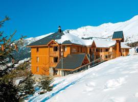 Résidence Odalys Belle Vue, hotel in Saint-François-Longchamp