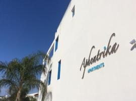 Aphentrika Apartments, hotel in Protaras