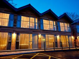 The Boathouse Inn & Riverside Rooms, hotel in Chester