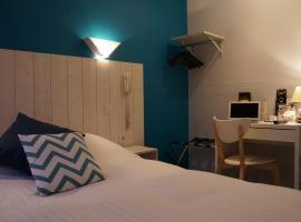 Le Petit Vatel, hotel in Le Havre