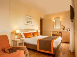 Hotel Santa Costanza, hotel near Bologna Metro Station, Rome