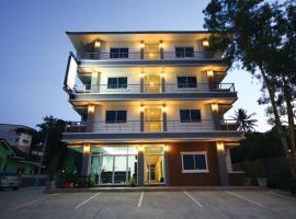 Baan Samrarn, serviced apartment in Krabi