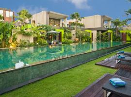 Cicada Luxury Townhouses, hotel near Petitenget Temple, Seminyak