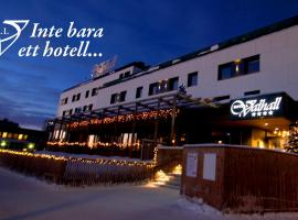 Hotell Valhall, hotel in Kalix