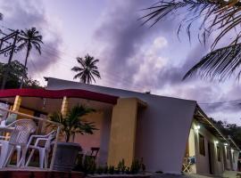 Flat Vila Dos Milagres, accessible hotel in São Miguel dos Milagres