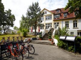 Idyll Am Wolgastsee, hotel near Heringsdorf Airport - HDF,