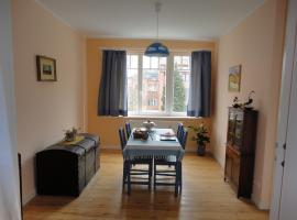 Guest House Dasos Kynthos, self-catering accommodation in Brussels