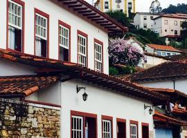 Hotel Priskar, hotel in Ouro Preto