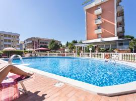 Hotel Apollo, hotel a Rimini, Viserbella