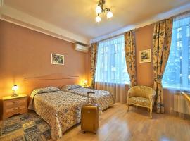Park-Hotel Sheremetevsky, hotel near Spartak Stadium, Moscow