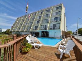 Sea Bay Hotel, отель в Оушен-Сити