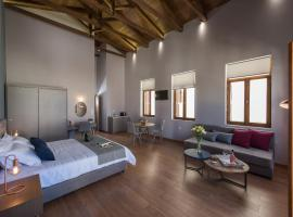Bluebell Luxury Suites, budget hotel in Chania Town