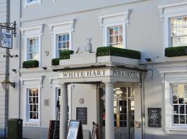 The White Hart Inn by Greene King Inns, hotel in Buckingham
