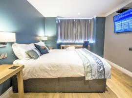 Dolphin Rooms, hotel in Cleethorpes