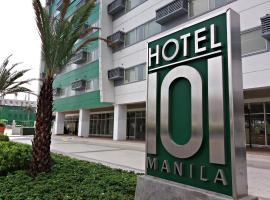ホテル101マニラ、マニラのホテル