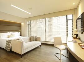 bs Rosales Hotel, hotel in Bogotá