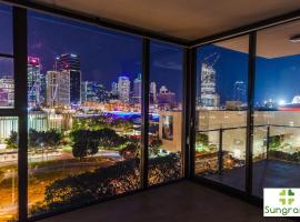 Fleet Lane Apartments, serviced apartment in Brisbane