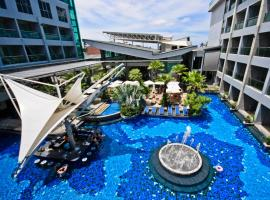 The Kee Resort & Spa, spa hotel in Patong Beach