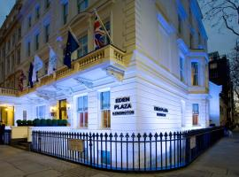 Eden Plaza Kensington, hotel in South Kensington, London