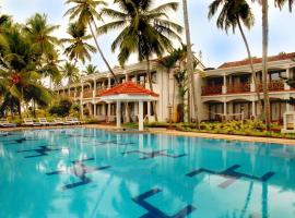KTDC Samudra, отель в Коваламе