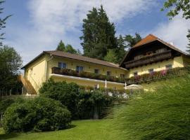 Pension Appartement Lanzer, Hotel in der Nähe von: Sommerrodelbahn Moosburg, Moosburg