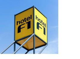 hotelF1 Montauban, hotel in Montauban