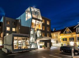 슐라드밍에 위치한 호텔 Stadthotel Brunner