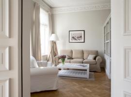 von Deska Townhouses - White House, apartment in Hamburg