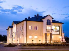 Hotel Korona – hotel w mieście Rzeszów