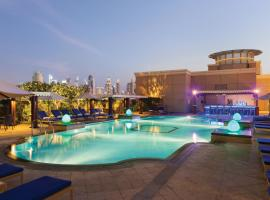 Ramada by Wyndham Jumeirah Hotel, hotel near Dubai World Trade Centre, Dubai