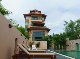 VISA Hotel Hua Hin, hotel in Hua Hin