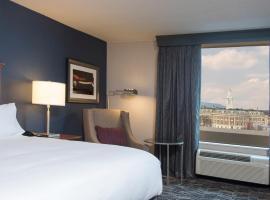 DoubleTree by Hilton Schenectady, hotel near Union College, Schenectady