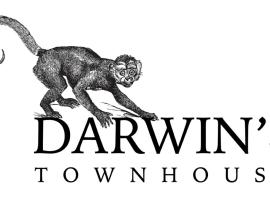 Darwin's Townhouse, hotel near Shrewsbury College of Arts and Technology, Shrewsbury