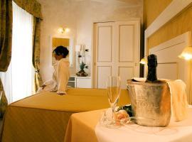 Hotel Diplomat Palace, отель в Римини