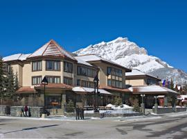 Elk + Avenue Hotel, hotel in Banff