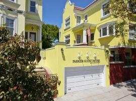 Parker Guest House, hotel near University of San Francisco, San Francisco