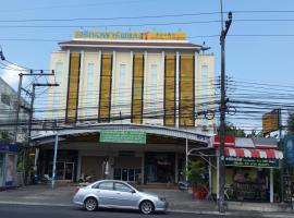 Charoen Apartment Hotel Trang, hotel in Trang
