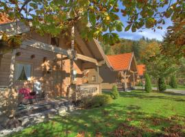 Mountain Inn Chalets & Apartments, Hotel in Walchsee