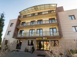 Hotel M3, hotel near Sarajevo International Airport - SJJ, Sarajevo