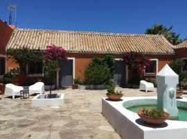 Cortijo El Pozuelo, Hotel in der Nähe von: Los Lances Beach, Tarifa