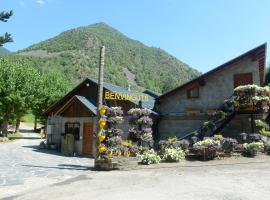 Camping Serra, camping in Lladorre