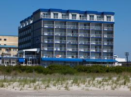 Adventurer Oceanfront Inn, three-star hotel in Wildwood Crest
