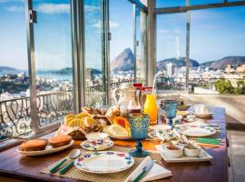 Pansija Gerthrudes Bed & Breakfast Riodežaneiro