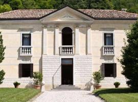 Villa Barberina, hotel a Valdobbiadene