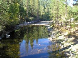 Yosemite Lakes Wheelchair Accessible Cabin 46, cabin in Harden Flat