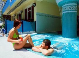Hotel Consul, hotel near Aquarium of Cattolica, Cattolica