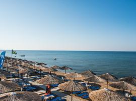 Santa Rosa Hotel & Beach, hotel in Alexandroupoli