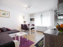 Apartment Max, hotel near Maksimir Park, Zagreb